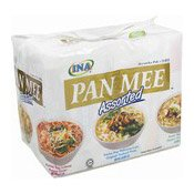 Pan Mee Instant Noodles Multipack (Assorted) (什錦板麵)