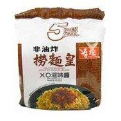 Instant Mix Noodles Multipack (XO Sauce) (壽桃XO醬 撈麵)