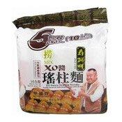 Scallop Noodles Multipack (XO Sauce) (壽桃XO醬瑤柱 撈麵)
