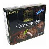 Dreamy Pie (樂天朱古力批)