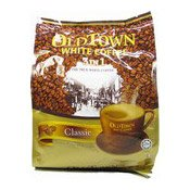Old Town White Coffee 3 in 1 (Kopi Putih Klasik) (舊街場經典白咖啡)