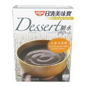 Freshly Ground Black Sesame Dessert (美味寶芝麻糊)