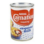 Carnation Topping Evaporated Milk (三花淡奶)