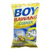 Boy Bawang Cornick (Garlic Flavour) (粟米小食 (大蒜))