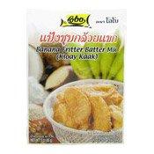 Banana Fritter Batter Mix (Kloay Kaak) (香蕉炸粉)