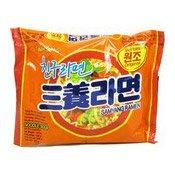 Instant Noodles Soup (Original Spicy Flavour Ramen) (三養拉麵)