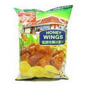 Potato Chips (Roasted Wings Honey Savoury) (珍珍蜜糖烤翼味薯片)
