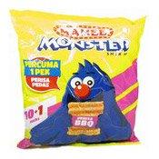 Mamee Monster Snek Mi Noodle Snack (BBQ) (媽咪點心麵 (燒烤))