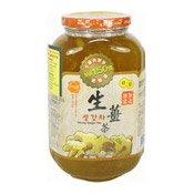 Honey Ginger Tea (高島蜂蜜生薑柚子茶)