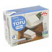 Silken Tofu Soya Beancurd (Firm) (日本豆腐 (藍))