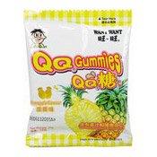 QQ Gummies (Pineapple) (旺旺軟糖 (菠蘿))