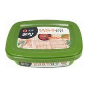 Seasoned Bean Paste (Sunchang Ssamjang) (韓國豆醬)