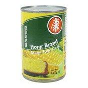 Cream Style Corn (康牌忌廉粟米)