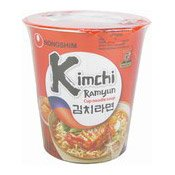 Kimchi Ramyun Instant Cup Noodles Soup (農心泡菜杯麵)