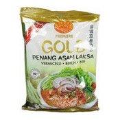 Gold Penang Asam Laksa Instant Vermicelli (Bihun) (亞參叻沙米粉)