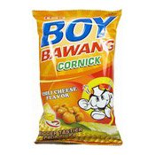 Boy Bawang Cornick (Chilli Cheese) (粟米小食 (辣芝士味))