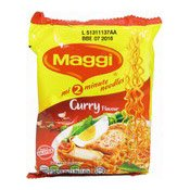 Maggi Mee Instant Noodles (Curry) (美極咖哩麵)