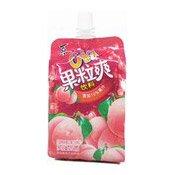 Jelly Juice Drink (Peach) (喜之郎果凍爽 (蜜桃))