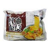 Instant Sichuan Broad Noodles (Sour & Hot Flavour) (阿寬紅油麵皮 (酸辣味))