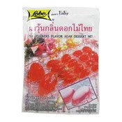 Thai Flowers Flavour Agar Dessert Mix (水果果凍粉(花味))