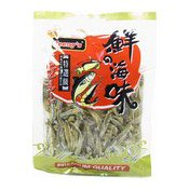 Dried Anchovies (Gutted) (江魚肉)