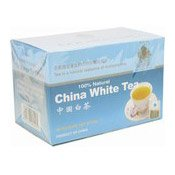 China White Tea (20 Teabags) (金帆牌白茶袋泡)