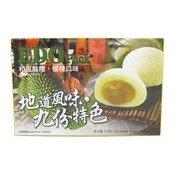 Mochi Glutinous Rice Cake (Durian) (自然派榴蓮糯米池)