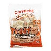 Teddy Marshmallows (Chocolate) (巧克力棉花糖)