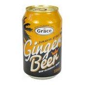 Jamaican Style Ginger Beer (薑啤)