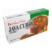 Java Curry Sauce Mix (日式咖哩 (中辣))