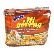 Mi Goreng Instant Noodles Multipack (Original Asli) (原味乾撈麵)