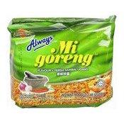 Mi Goreng Instant Noodles Multipack (Sambal Udang) (香蝦辣醬乾撈麵)
