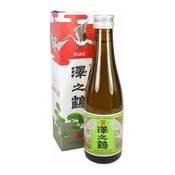 Japanese Sake Rice Wine (14.5%) (澤之鶴日本清酒)
