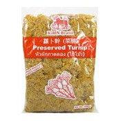 Preserved Turnip (Chopped) (香脆菜脯粒)