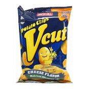 Vcut Potato Chips (Cheese Flavour Crisps) (珍珍薯片 (芝士味))