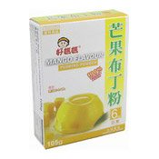 Pudding Powder (Mango Flavour) (好媽媽芒果凍粉)