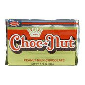 King Choc Nut Peanut Milk Chocolate (花生巧克力)