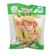 Preserved Turnip (甜菜脯)