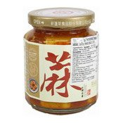 Spicy Fermented Beancurd With Sesame Oil (江記麻油辣腐乳)