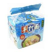 Handmade Noodles Multipack (Wonton) (壽桃鮮蝦雲吞味手打麵)