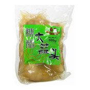 Preserved Garlic (康樂糖醋大蒜頭)