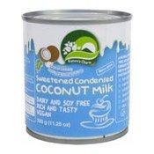 Sweetened Condensed Coconut Milk (椰子煉奶)