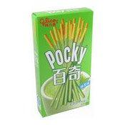 Pocky Biscuit Sticks (Green Tea Flavour) (抹茶百力滋)