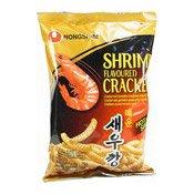 Shrimp flavoured Cracker (Hot & Spicy) (農心蝦條 (辣味))