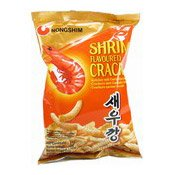 Shrimp Flavoured Crackers (農心蝦條)