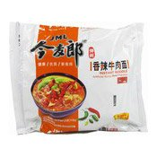 Big Pack Instant Noodles (Artificial Spicy Beef Flavour) (今麥郎香辣牛肉麵)