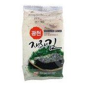 Seasoned Seaweed (Laver) (紫菜小食)