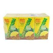 Lime Lemon Tea Drink (維他青檸檸檬飲品)