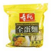 Egg Noodles (Thick) (壽桃全蛋麵 (粗))