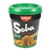 Soba Cup Noodles With Yakisoba Sauce (Teriyaki) (日清日式照燒炒麵)